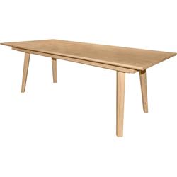 VOGLAUER Tisch V-MONTANA, in drei Breiten natur