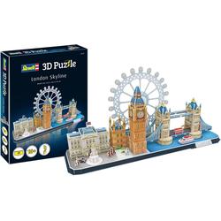 Revell® 3D-Puzzle London Skyline, 107 Puzzleteile