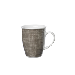 Ritzenhoff & Breker / Flirt Kaffeebecher Brazil in braun, 320 ml