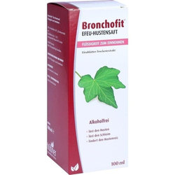 Bronchofit Efeu-Hustensaft 8.7 mg/ml