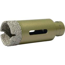 Diamantbohrkrone D.15mm L.70mm f.Fliesen/Granit/Marmor M14 PROMAT