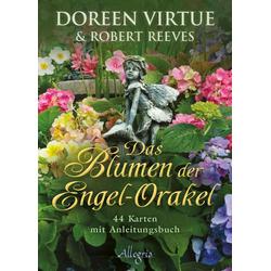 Das Blumen der Engel Orakel