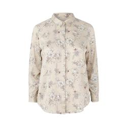 Seidenbluse Amelia Shirt INAN ISIK beige