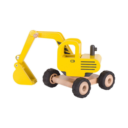 goki Spielzeug-Auto Bagger