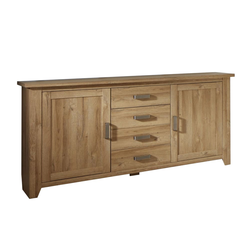 Trendteam Sideboard Canyon in Alteiche-Optik