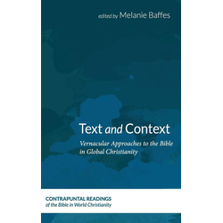 Text and Context als Buch von