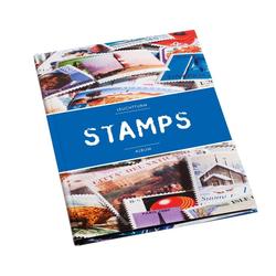 Einsteckbuch STAMPS A 4 S 16