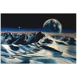 Artland Wandbild Bergwelt, Berge (1 Stück) 60 cm x 40 cm