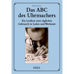 Das ABC des Uhrmachers als Buch von