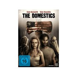 The Domestics DVD