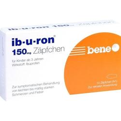 ib-u-ron 150mg Zäpfchen