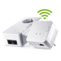 DEVOLO (500Mbit, 2er Kit, Powerline + WLAN, 1xLAN) WLAN-Router