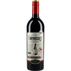 Entrecote Merlot Cabernet Sauvignon 13% 75 cl