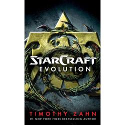 Starcraft: Evolution: A Starcraft Novel als Taschenbuch von Timothy Zahn