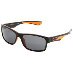 MAUI Sports Sonnenbrille 5818 schwarz orange Sonnenbrille