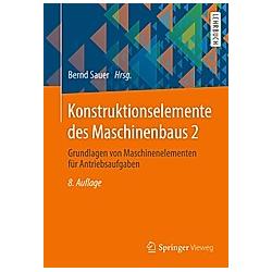 Konstruktionselemente des Maschinenbaus - Buch