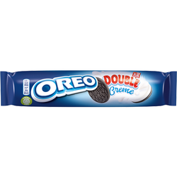 Oreo Double Rolle Kakao Cookies mit doppelter Cremefüllung 157g
