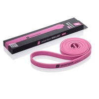 Let's Bands Powerbands Max Lady Übungsband Mittel Pink