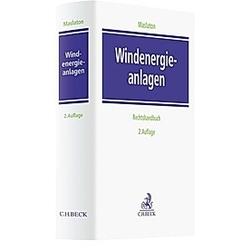 Windenergieanlagen - Buch