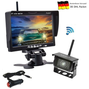 7 Zoll 4K Dash Cam WIFI Mit Autokamera IR Nachtsicht G-Sensor DVR Cam G-Sensor