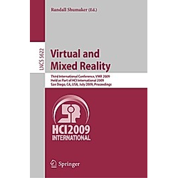 Virtual and Mixed Reality - Buch