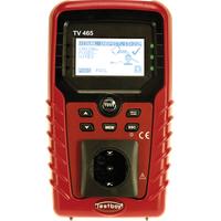 Testboy TV 465 - Gerätetester TV 465, DIN VDE 0701-0702