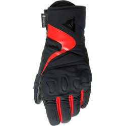 Dainese Nebula, Handschuhe Damen Gore-Tex - Schwarz/Rot - XL