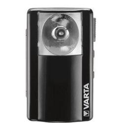 Varta 3R12 Halogen-Handlampe Palm Light, 15 lm, schwarz, 1 x 4,5 V, Universal-Taschenlampe