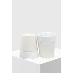 Bodum Bistro Tassen 2er Set 0,3l weiß
