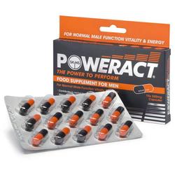Skins Poweract Potenzmittel für ihn (15 Kapseln)