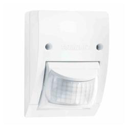 steinel Bewegungsmelder, 0-160°, Aufputz, weiß, matt, IP54, 600W Bewegungsmelder