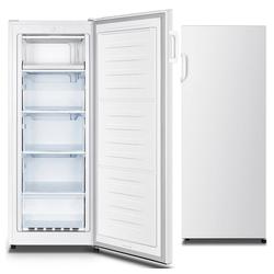 PKM Gefrierschrank GS 169.4 GS 169.4, 143.4 cm hoch, 55 cm breit, Eisschrank Tiefkühlschrank Froster weiß 165 L