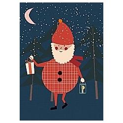 Postkarte Nikolaus (VE8)