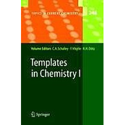 Templates in Chemistry I - Buch