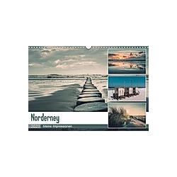 Mein Jahr auf Norderney (Wandkalender 2021 DIN A3 quer)