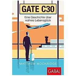 Gate C30. Matthew Mockridge  - Buch