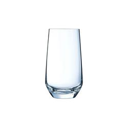 Chef & Sommelier Longdrinkglas Lima, Krysta Kristallglas, Longdrinkglas 400ml Krysta Kristallglas transparent 6 Stück Ø 7.7 cm x 13 cm