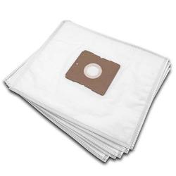 vhbw 10 Staubsaugerbeutel passend für AmazonBasics Bodenstaubsauger 3,0l Staubsauger, Mikrovlies