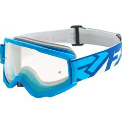 FXR Squadron MX Motocross Brille, blau