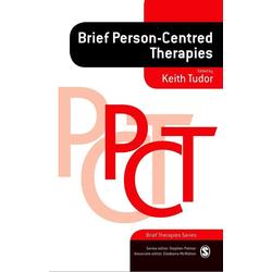 Brief Person-Centred Therapies: eBook von