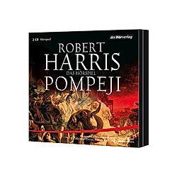 Pompeji  2 Audio-CDs - Hörbuch
