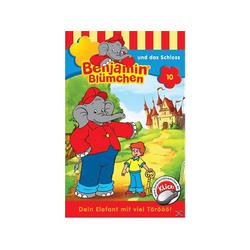 Benjamin Blümchen 10: Benjamim und das Schloss - (MC)