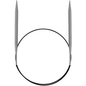Rundstricknadeln ALU 544 grau 100 cm 2,00 mm
