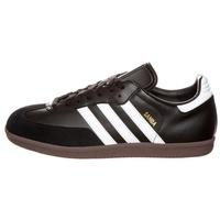 adidas Samba Leather black-white/ gum, 48