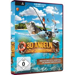 3D Angeln - Die Simulation