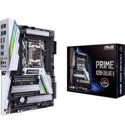 Asus PRIME X299-DELUXE II Mainboard Sockel Intel® 2066 Formfaktor ATX Mainboard-Chipsatz Intel® X2