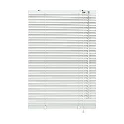 Jalousie Aluminium-Jalousie 25 mm weiß 180 x, GARDINIA