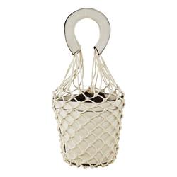 Tasche mit Netz natur