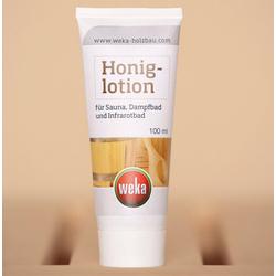 weka Bodylotion Honig