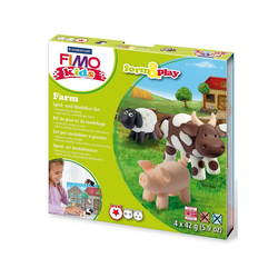 FIMO Knete FIMO kids Form & Play Farm